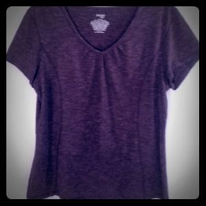 XL Danskin Now v neck top